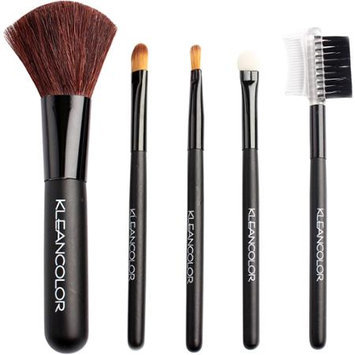 KLEANCOLOR 5 Pieces Travel Brush Set - KCCB753