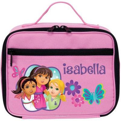Dora The Explorer Dora and Friends Personalized Lunch Bag