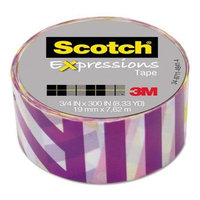 Scotch Expressions Magic Tape, 3/4