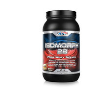 APS Nutrition IsoMorph, AAA-rated Whey Isolate Protein Supplement, S'Mores, 2lb