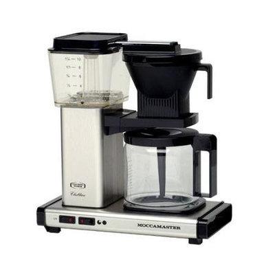 Technivorm Moccamaster KB741 Polished Silver Coffee Maker