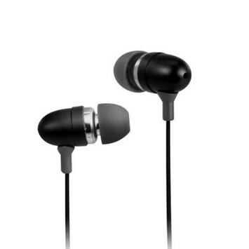 Arctic Cooling E351 Black Earphone for Music Players * In Ear Case