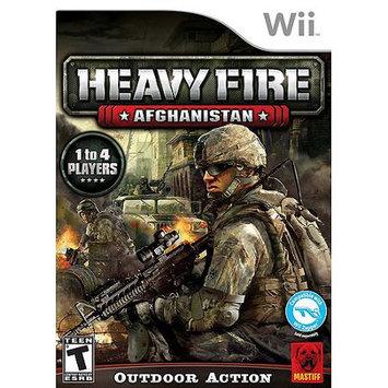 Mastiff Heavy Fire: Afghanistan - The Chosen Few (Nintendo Wii)