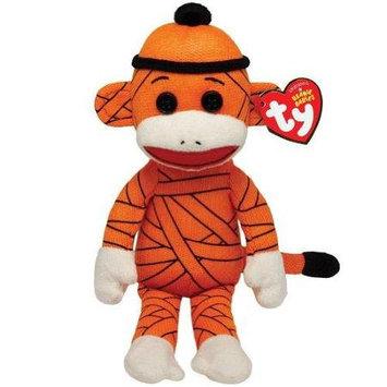 Ty, Inc. Ty Beanie Babies Sock Monkey - Mummy