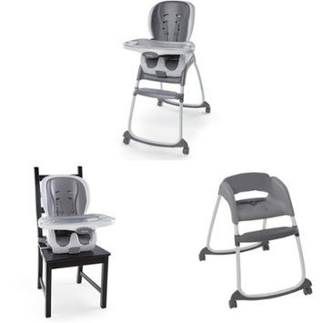 Babies R Us Ingenuity SmartClean Trio 3-in-1 High Chair - Slate