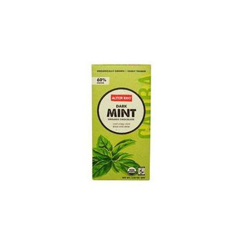 Alter Eco - Organic Chocolate Dark Mint 60 Cocoa - 2.82 oz.