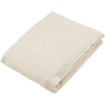 Kushies Fitted Bassinet Sheet - Natural