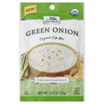 Spice Hunter Organic Dip Mix Green Onion 0.9 oz