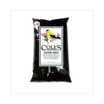 Cole's Wild Bird Products Niger Seed 5 Lbs.