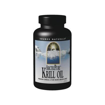 Source Naturals Arctic Pure Krill Oil 1000 mg - 30 Softgels