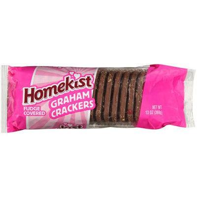 Great Value Homekist Fudge Covered Graham Crackers, 13 oz
