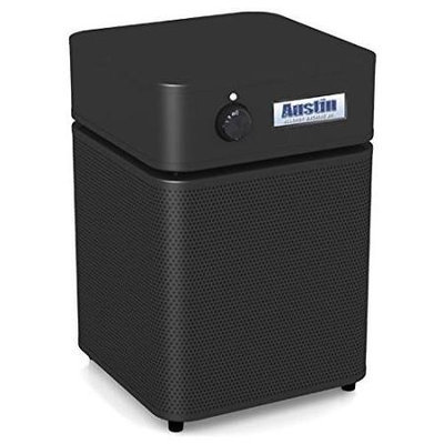 Austin Air Health Mate Jr. Air Purifier, Black