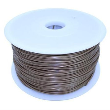 Dockwell 3D Printer ABS Filament 1.75mm 1kg Solid Gold