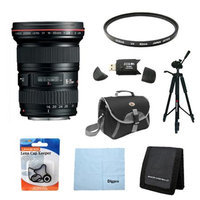 Canon EF 16-35mm f/2.8L II USM Lens Exclusive Pro Kit
