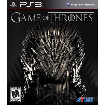 Atlus Usa Game Of Thrones Ps3 - 00146