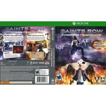 U & I Entertainment Saints Row Iv: Re-elected + Gat Out Of Hell - Xbox One