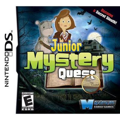 Maximum Family Gaming Junior Mystery Quest