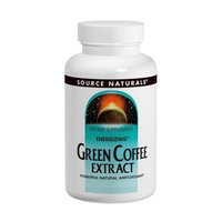 Green Coffee Extract Energizing 400 mg, 30 Vegetarian Capsules, Source Naturals