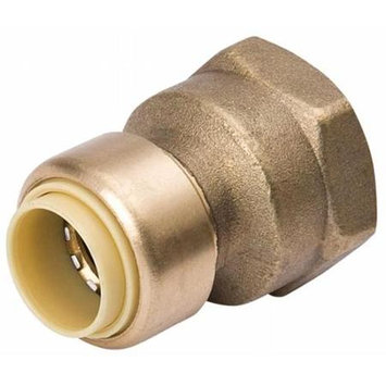 Mueller Industries 1/2 X 3/4 Low Lead Brass FPT Reducing A