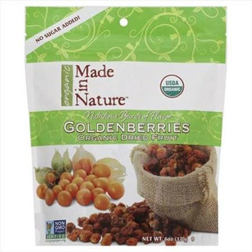 Made In Nature 6 oz. Organic Goldenberries - Case Of 6
