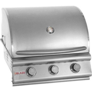 Blaze Grills Blaze 25-inch 3-burner Built-in Natural Gas Grill