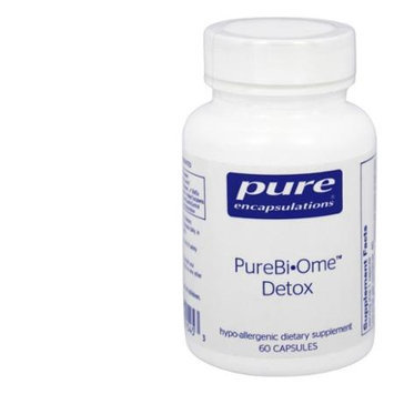 Pure Encapsulations - PureBi Ome Detox - 60 Capsules