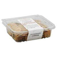 Firehook Crackers, Mediterranean, Rosemary Cheese - 7 Oz. Case of 12