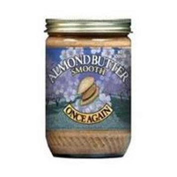 Once Again Almond Butter Smooth N / S 35 Lbs