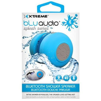 Xtreme Cables And Accessories Xtreme Cables 51493 Blue Bluetooth Shower Speaker
