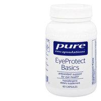 Pure Encapsulations EyeProtect Basics 60 vcaps