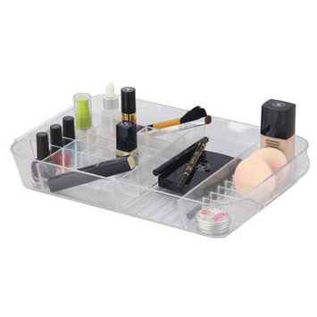 HDS Trading MH41146 Cosmetic Tray Slotted
