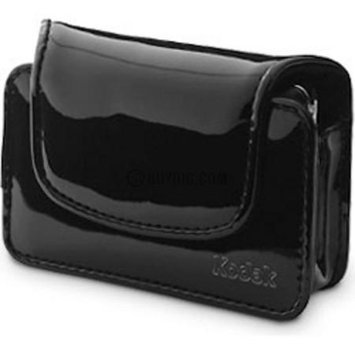 Kodak Chic Patent Camera Case - Top-loading - Black
