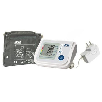 A & D Medical UA767Fac Wide Range Cuff Monitor With AC Adaptor