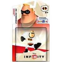 DISNEY INFINITY Crystal Exclusive Figure- Mr. Incredible