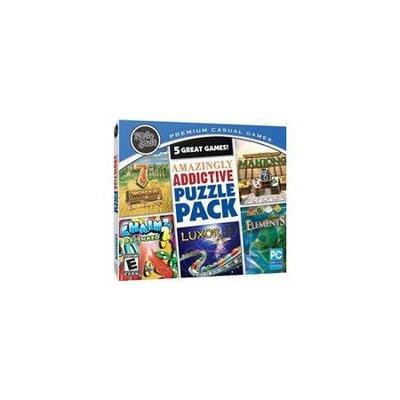 Encore Software Amazingly Addictive Puzzle Pack Jewel Case