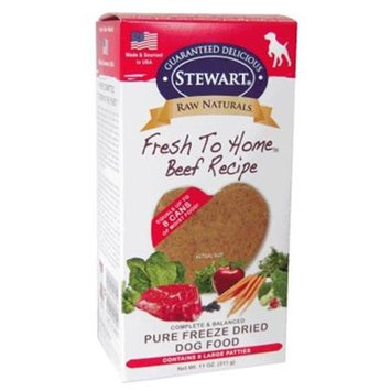 Stewart Raw Naturals Freeze Dried Patty
