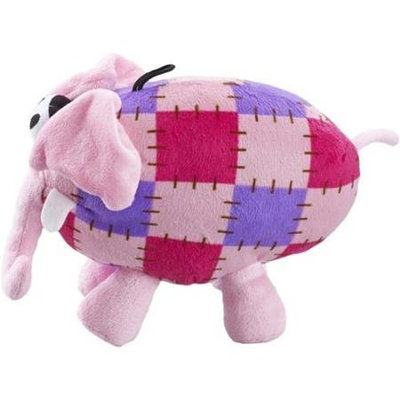 Spot Ethical Products Spot Ethical Ellie Elephant Plush Dog Toy Assorted Colors 8in