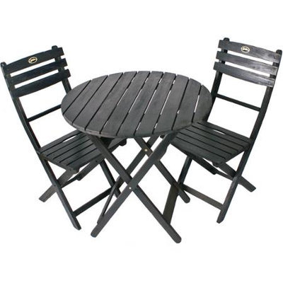 Jordan Manufacturing Tea Time 3 pc. Bistro Set