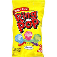 Ringpop Strawberry Watermelon Blue Raspberry Pops Candy