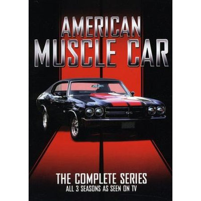 Mpi Home Video American Muscle Car: The Complete Series (6 Discs) (DVD)