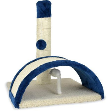 Ourpet's Company Pet Zone® Beam & Bow Scratching Square Cat Toy