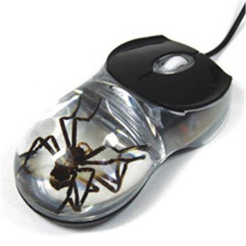 Ed Speldy East CM05 Real Bug Computer MouseSpider
