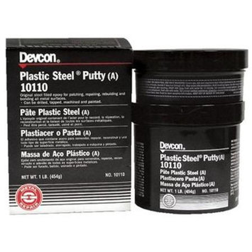 Devcon 230-10130 25Lb Can Plastic Steel