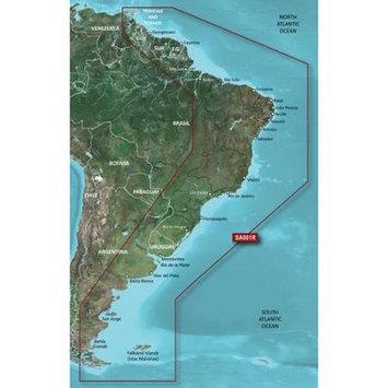 Garmin BlueChart® g2 Vision® - VSA001R - South America East Coast - microSD™/SD™