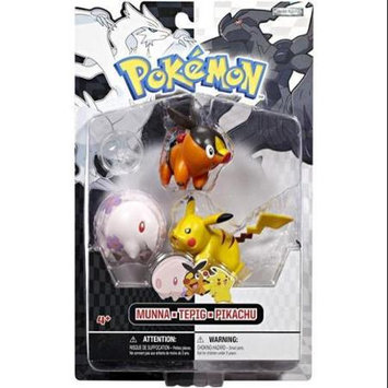 Jakks Pacific Pokemon FIGURE TEPIG - JUSTIN PRODUCTS INC.