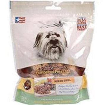 Pampered Pets Dog Treats - Mixed Grill - 8 oz.