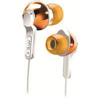 Iluv Orange 3.5mm Cell Phone - Wired Headset & Speakers