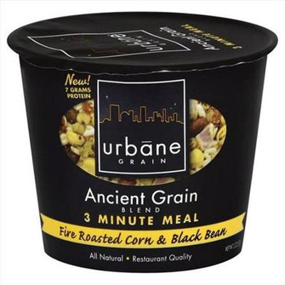 Urbane Grain 2 oz. Fire Roasted Corn & Black Bean Case Of 6