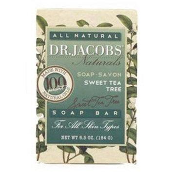 Dr. Jacobs Sweet Tea Tree Castile Bar Soap