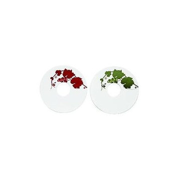 True Fabrications 827 Wine Glass Tags - Pack of 12